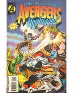 Avengers Unplugged Vol. 1. No. 1 - Wyman, M. C., Herdling, Glenn