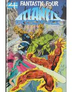 Fantastic Four: Atlantis Rising Vol. 1. No. 1 - Wyman, M. C., Herdling, Glenn, Defalco, Tom
