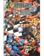 Avengers/Ultraforce Vol. 1. No. 1 - Wyman, M. C., Herdling, Glenn, Medina, Angel