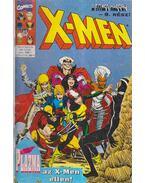 X-Men 1994/3 május 16. szám - Claremont, Chris, Shooter, Jim
