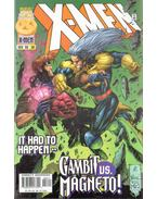 X-Men Vol. 1. No. 58 - Lobdell, Scott, Chang, Bernard, Macchio, Ralph