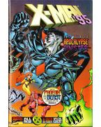 X-Men '95 Vol. 1 No. 1 - DeMatteis, J. M., Macchio, Ralph, Dodson, Terry, Leon, John Paul