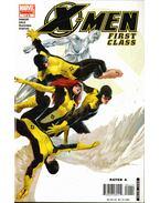 X-Men: First Class No. 1 - Cruz, Roger, Jeff Parker