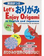 Let's Enjoy Origami - Yamaguchi Makoto
