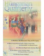 The Hungarian Quarterly Volume 49. Summer 2008 - Zachár Zsófia