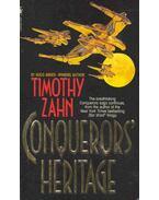 Conqueror's Heritage - Zahn, Timothy