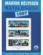 Magyar bélyegek katalógusa 1997 - Zalavári István