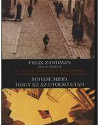 Sohase hidd, hogy ez az utolsó utad - Zandman, Felix