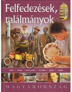 Felfedezések, találmányok - Zima Szabolcs