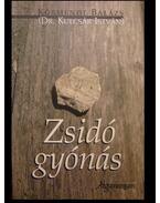 Zsidó gyónás - Körmendi Balázs