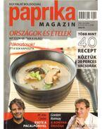 Paprika magazin 2008. november - Zsigmond Gábor