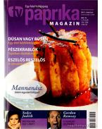 TV paprika magazin 2011. március - Zsigmond Gábor
