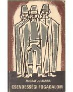 Csendességi fogadalom - Zsigray Julianna