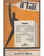 A toll I. évf. 22. sz. (1929. szeptember 15.) - Zsolt Béla