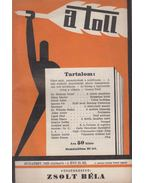 A toll I. évf. 25. sz. (1929. október 6.) - Zsolt Béla
