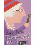 Duna-parti nő - Zsolt Béla