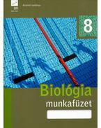 Biológia Egészségtan 8. Munkafüzet - Zsombók András, Subai Géza
