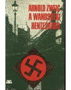 A wandsbeki hentesbárd - Zweig, Arnold