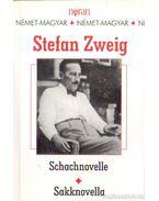 Sakknovella / Schachnovelle - Zweig, Stefan