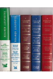 10 db Reader's Digest válogatott könyvek - Több szerző - Régikönyvek