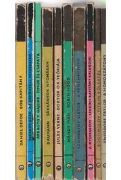 10 db vegyes ifjúsági regény - Több szerző - Régikönyvek