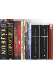 10 db vegyes külföldi regény - Több szerző - Régikönyvek