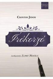 Írókorzó - Csontos János - Régikönyvek