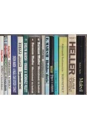 17 db akciós regény - Régikönyvek