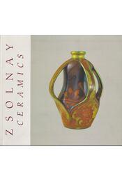 Zsolnay Ceramics - Kovács Orsolya - Régikönyvek