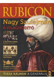 Rubicon 2013/2-3 - Ágoston Gábor, Ujváry Gábor, Fazekas István, Katus László, Szende László - Régikönyvek