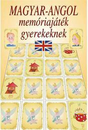 Magyar-angol memóriajáték gyerekeknek - Simon Adrienn - Régikönyvek