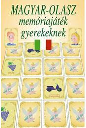 Magyar-olasz memóriajáték gyerekeknek - Simon Adrienn - Régikönyvek