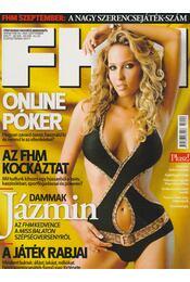 FHM 2007. szeptember - Hraschek Dávid - Régikönyvek