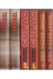 3 db életrajzi regény - Régikönyvek