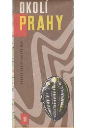Okolí Prahy - -- - Régikönyvek
