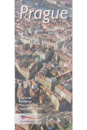 Prague City map - -- - Régikönyvek