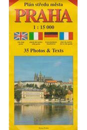 Praha (1:15000) - -- - Régikönyvek