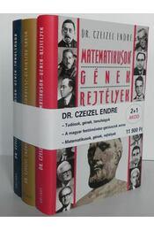 Dr. Czeizel Endre 2+1 akció - Dr. Czeizel Endre - Régikönyvek