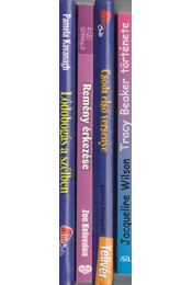 4db ifjúsági regény - Régikönyvek