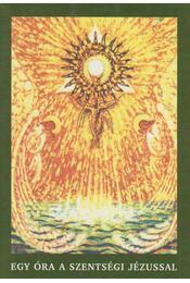 Egy óra a Szentségi Jézussal - P. Mateo - Régikönyvek