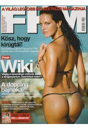 FHM 2008. augusztus - Hraschek Dávid - Régikönyvek