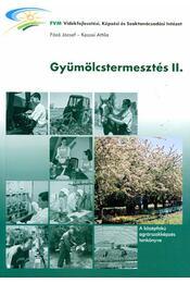 K-552 GYÜMÖLCSTERMESZTÉS II. - FŐZŐ JÓZSEF ,  KESZEI ATTILA - Régikönyvek