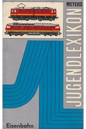 Meyers Jugendlexikon - Eisenbahn - Günther Böhm, Eberhard Lorenz - Régikönyvek