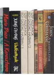 7 db vegyes regény - Régikönyvek