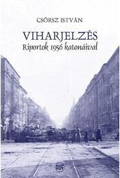 Viharjelzés - Csörsz István - Régikönyvek