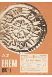 Az érem 1977/1. szám - Régikönyvek