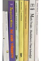 8 db ifjúsági regény - Régikönyvek