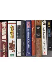 9 db regény - Régikönyvek
