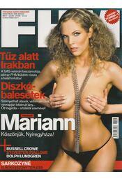 FHM 2008. március - Hraschek Dávid - Régikönyvek