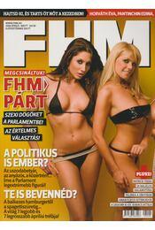 FHM 2006. április - Hraschek Dávid - Régikönyvek